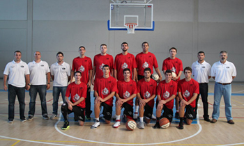 Club de Baloncesto Espacio Torrelodones (EBA)
