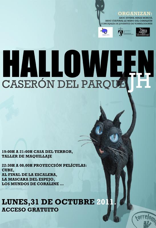 Halloween en la Casa de Juventud de Torrelodones