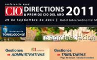 Premio CIO Directions 2011 a Región Digital Madrid Noroeste