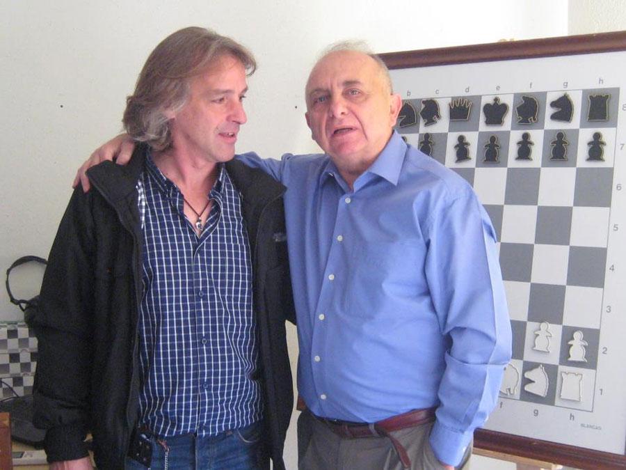 Se inauguró el Club de Ajedrez de Torrelodones