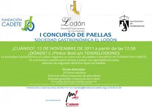 """Concurso de Paellas """"El Lodón"""" Torrelodones"""