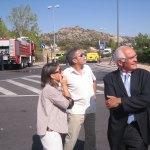 Elena Biurrun, Gonzalo Santamaría y Rodolfo del Olmo