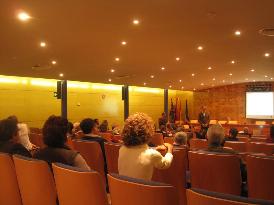Reunión Informativa sobre el proyecto de obras en Las Marías (Torrelodones)