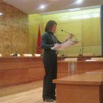"""Entrega del """"II Premio Internacional de Poesía Juan Van-Halen"""" de Torrelodones"""