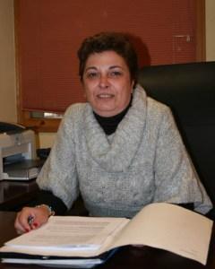 Carmen Buiza, Vicesecretaria en el Ayuntamiento de Torrelodones.
