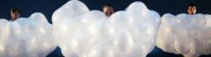 Nubes, espectáculo de danza contemporánea