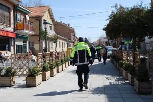 Reorganizarán turnos de la Policía Local de Torrelodones