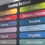Secciones Supercor Express de Torrelodones