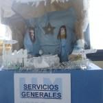 II Concurso de Belenes - Hospital Madrid Torrelodones (Belén de Servicios Generales)