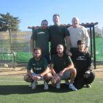 Equipo de fútbol de la Guardia Civil de Torrelodones