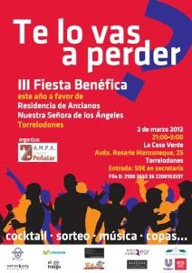 III Fiesta Benéfica, colegio Peñalar de Torrelodones