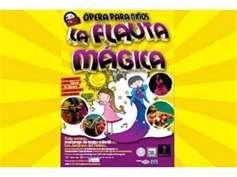 La Flauta Mágica, ópera para niños