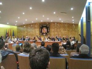 El Pleno aprobó por unanimidad el nombre de las nuevas calles