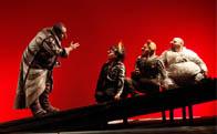Vuela si puedes, Compañía Teatro Paraíso
