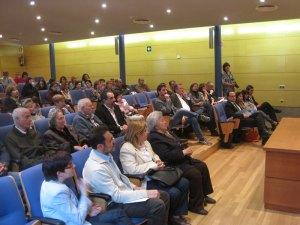 Entrega de los Premios Rafael Martínez López 2012