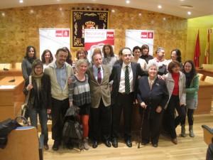 Galardonados con los Premios Rafael Martínez López