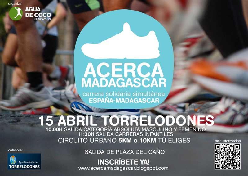 Torrelodones acoge la carrera solidaria Acerca Madagascar