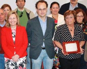 Entrega Premios Rafael Martínez López 2011