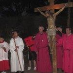 Vía Crucis Procesional, Colonia de Torrelodones, Semana Santa 2012