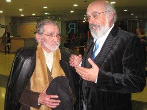 Pedro Extremera y Agustín Martínez Tejeda