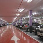 Inmensos aparcamientos del Gran Plaza 2