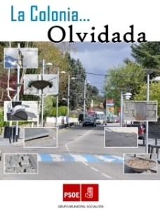 PSOE Torrelododones: La Colonia Olvidada