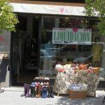 Locales en la Plaza del Caño