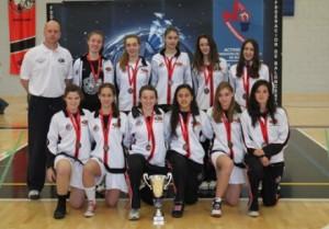 Cadete Femenino Club de Baloncesto Espacio Torrelodones