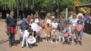 Día de las Familias Numerosas en el Parque de Atracciones de Madrid