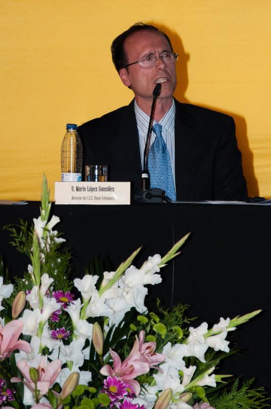 Graduación Diego Velázquez 2012