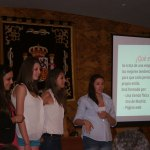 Jóvenes emprendedores del Instituto Diego Velázquez