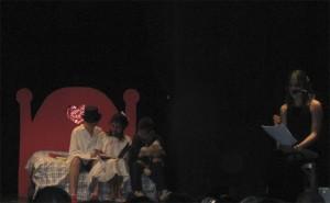 Peter Pan interpretada por los alumnos de CITO de Torrelodones
