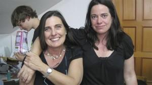 Rosa y Raquel Abella, CITO Torrelodones