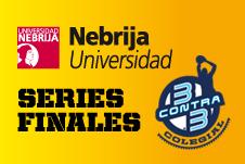 3vs3 Colegial Nebrija y Baloncesto en la Plaza de Torrelodones