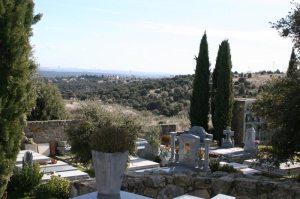 Robo frustrado en el Cementerio de Torrelodones