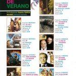 Programa de Cine de Verano en Torrelodones (fuente: Ayuntamiento de Torrelodones)