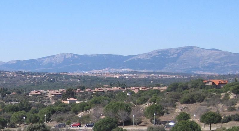 Urbanización Las Marías de Torrelodones