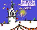 Cartel Fiestas de Galapagar 2012
