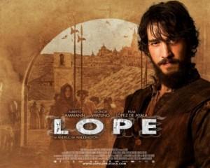 """""""Lope"""" en el auditorio Cervantes de Hoyo de Manzanares"""