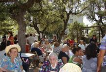 Fiesta en beneficio de la Residencia Parroquial Santa María de los Ángeles - Torrelodones 2012