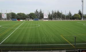 """Campo Municipal de Fútbol """"Julián Ariza"""" de Torrelodones"""