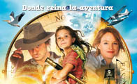 """""""La isla de Nim"""" en Torrelodones"""