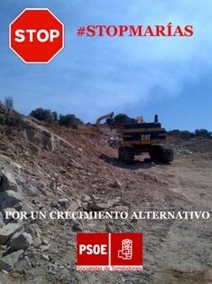 Imagen que acompaña la nota del PSOE dirigida a VxT