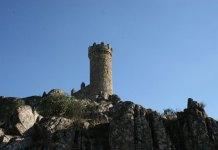 Torre de los Lodones, en el municipio de Torrelodones, Madrid