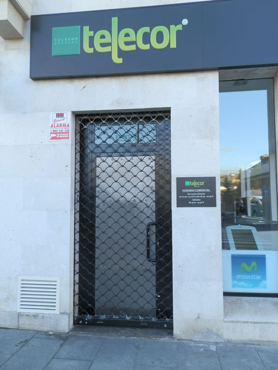 Policía Local y Guardia Civil impiden tercer robo al Telecor de Torrelodones