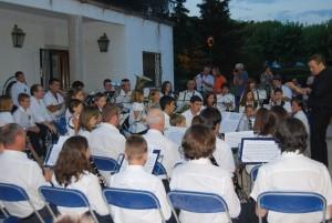 Banda Sinfónica Municipal de Torrelodones (Foto: Ayto. de Torrelodones)
