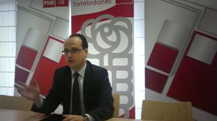 Rueda de Prensa PSOE - Impuestos y tasas municipales 2013