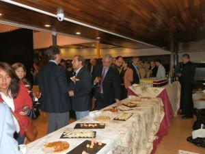 Cóctel tras la Asamblea General de la Asociación Empresarial de Torrelodones