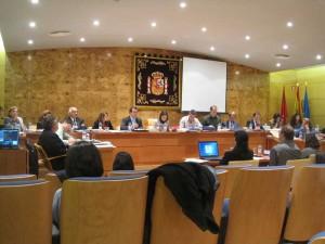 Pleno Ordinario en el Ayuntamiento de Torrelodones