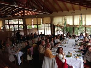 Comida del PP de Torrelodones - Restaurante El Solitario- 19 de octubre 2012